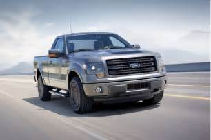 Ford F 2014 Ford F 150 Tremor Ecoboost Powered Sport Truck