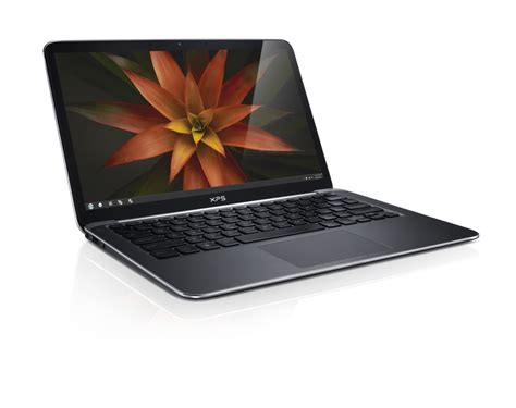 Laptop Dell Xps 13 dell announces xps 13 ultrabook notebookcheck net news