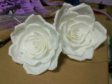 Artificial Paper Flower - wedding props large artificial flower paper flowers