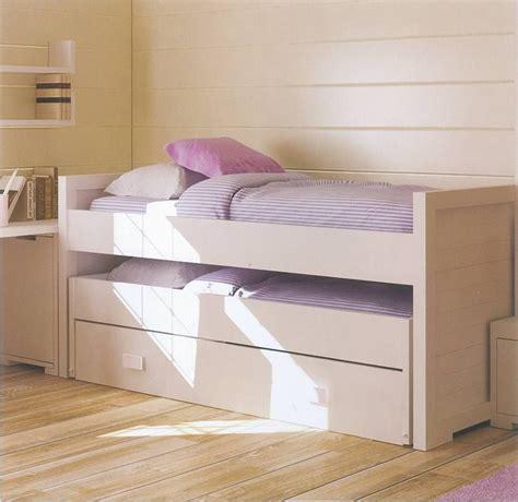 cama nido infantil cama infantil doble con cama nido inferior sinipity