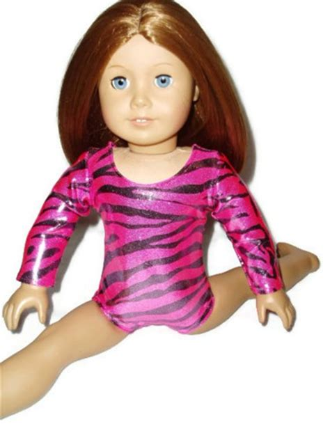 design a friend doll leotard 18 inch doll clothes fits american girl dolls at