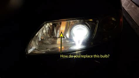2002 volvo s60 headlight replacement headlight bulb replacement volvo forums volvo