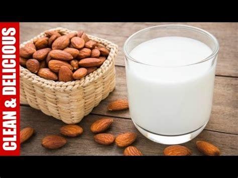 Prama Delicacy Snack Milk how to make almond milk clean delicious