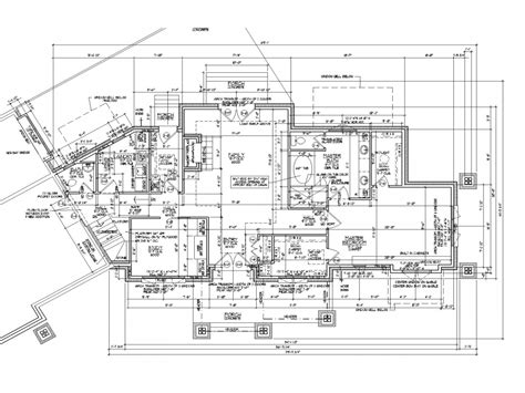 peeking white house floor plan ayanahouse architectural drawing house floor plan color pencil