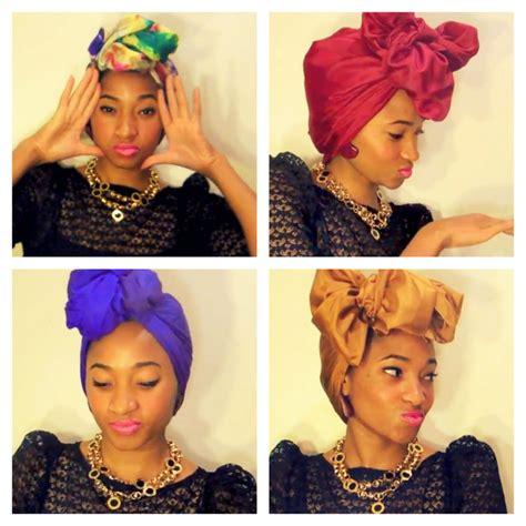 turban tutorial natural hair turban chic scarf tutorial for natural hair curlynikki