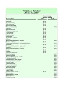 trial balance worksheet excel template trial balance template best business template