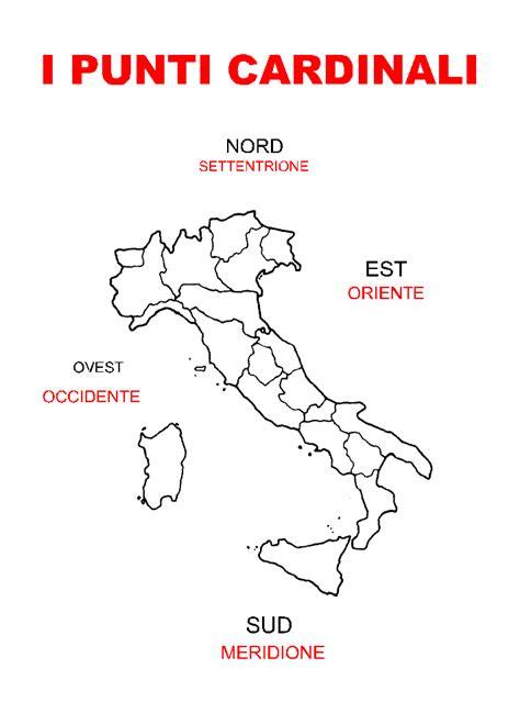 test d orientamento diario di scuola l italia e le regioni orientamento