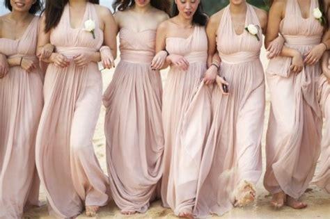 blush colored bridesmaid dress blush bridesmaid dresses the bridal loft