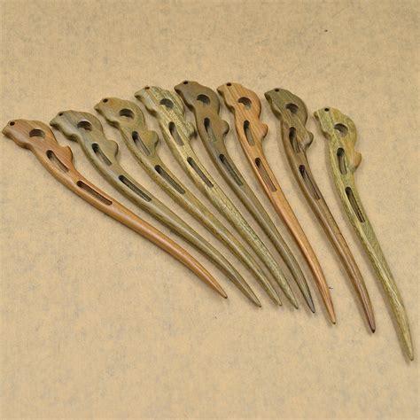Handmade Hair Sticks - handmade wood wooden hair pin hair stick