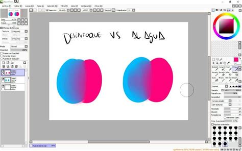 paint tool sai tutorial herramientas tutorial dibujo digital paint tool sai capas y