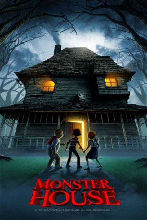 monster house characters wallpaper by liviusquinky on 320x480 monster house iphone 3g wallpaper