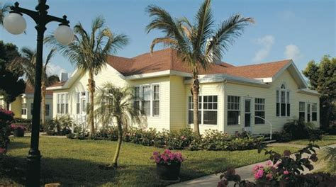 Gasparilla Inn Cottages by The Gasparilla Golf Club Located On The Harbor