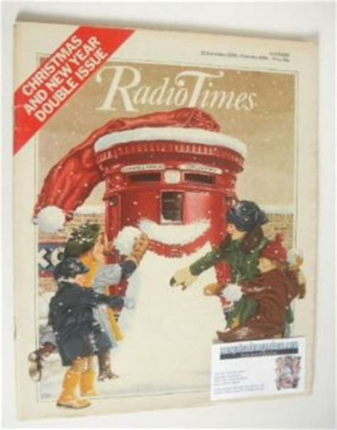 new year january 1979 radio times magazine back issues vintage magazines for