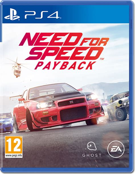 Nfs Payback need for speed payback playstation 4 world of