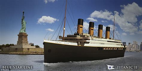 where was the titanic boat going the titanic sails again australian tycoon unveils plans
