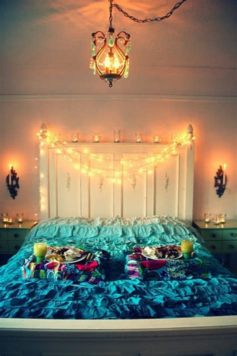 Bedroom Decoration Lights 12 Ideas For Year Lights Decoration In The Bedroom Wave Avenue