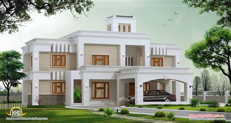 modern unique house architecture 3112 sq ft indian