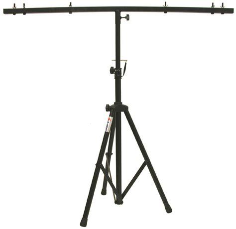 light stand pro dj lighting tripod stand t bar truss light fixture par can wash package ebay