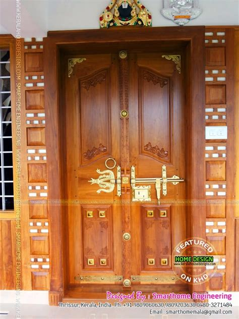 best door designs for indian houses with 18 pictures