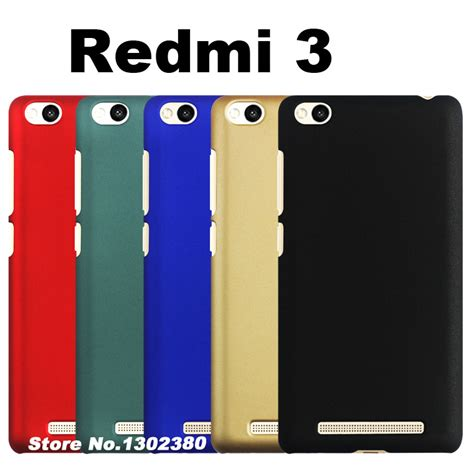 Xiomi Redmi 3 Softcase Gown List xiaomi redmi 3 prime cover plastic fingerprint proof
