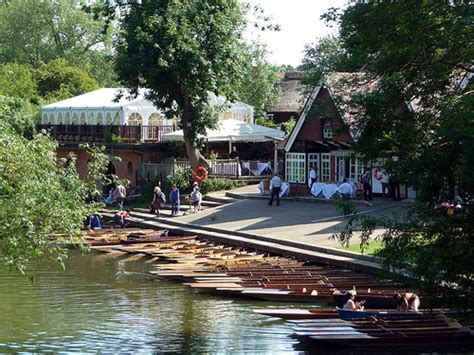 boat house oxford cherwell boathouse oxford flickr photo sharing