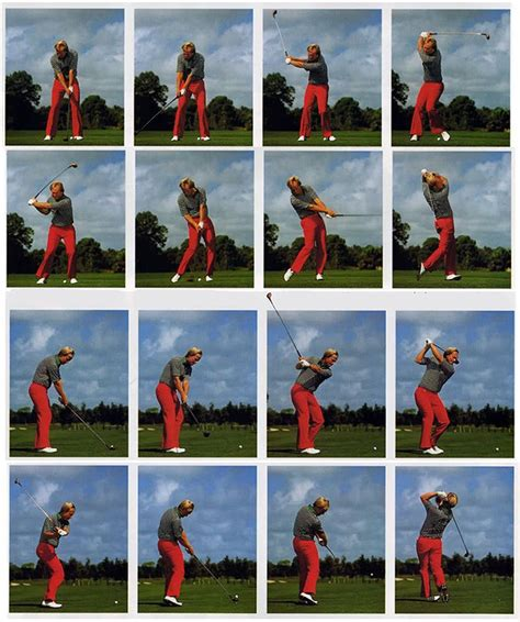 fred couples swing sequence 78 images about golf swing review jack nicklaus on