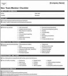 new hire checklist template bidproposalform com