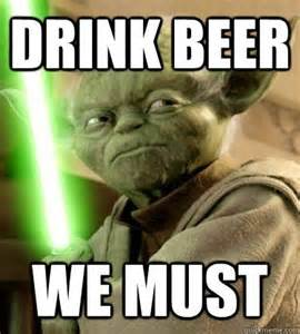 Kid Drinking Beer Meme - may the 4th be with you beer craftbeer starwarsday