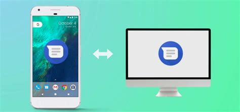 android version of imessage googles android messages will now compete with imessage to let you chat via the web