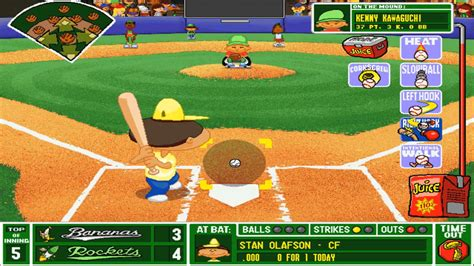 Play Backyard Baseball 2001 Let S Play Backyard Baseball Part 35 The Super Ultra