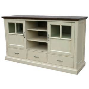 buffet console coastal style buffet tv console