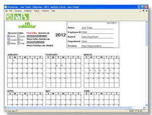 Employee Attendance Tracker Template Free by 13 Attendance Tracking Templates Excel Pdf Formats