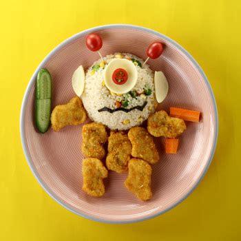 nasi goreng sayur monster