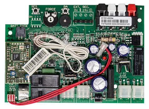 Hormann Sd5500 Garage Door Opener Circuit Board D437633 by Hormann Sd7500 Garage Door Opener Circuit Board D437634