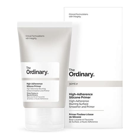 The Ordinary High Adherence Silicone Primer The Ordinary Primer the ordinary high adherence silicone primer reviews free post