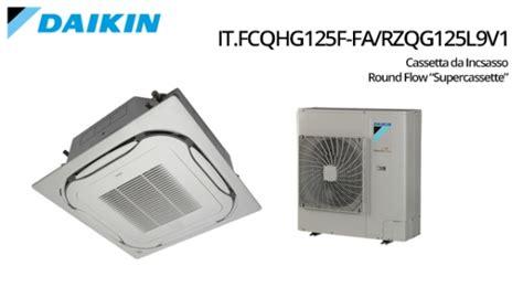 condizionatori a soffitto daikin climatizzatore a cassette a soffitto daikin it fcqhg125f