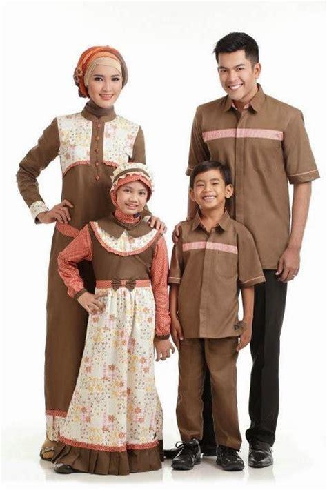 Busana Muslim Keluarga Busana Muslim Keluarga Ayah Ibu Dan Anak