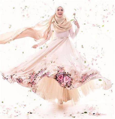 Sasa Syarie Ada Warna Ya gaya tema floral pilihan segar lebaran si gadis kongsi tular semasa forum cari infonet