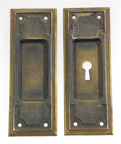 art deco hardware art deco bronze pocket door handles olde good things