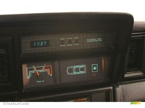 Home Interior Shows 1986 Dodge Daytona Turbo Z Cs Controls Photo 51759940