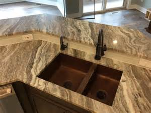 fantasy brown exotic granite countertops 2 transitional