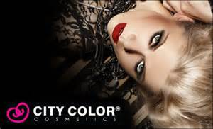 color city cosmetics city color cosmetics warehouse sale ca december 2013