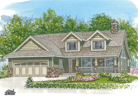 house plans hearst 5 3 648 linwood custom homes