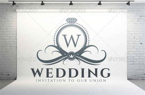 Wedding Reception Logo 30 wedding logo design templates design trends
