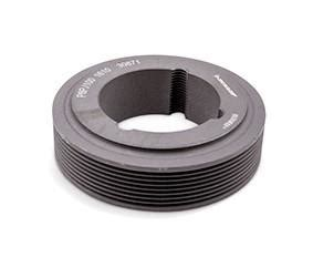 224j04 2012 J Section 2 34mm Poly V Belt Pulley 224mm