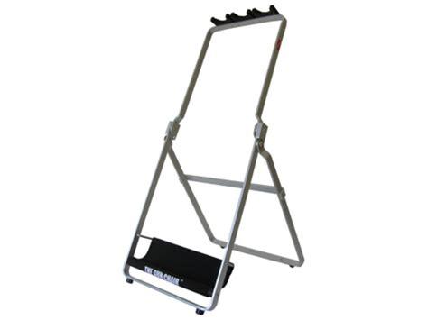 winchester the gun chair 3 gun folding gun rack aluminum