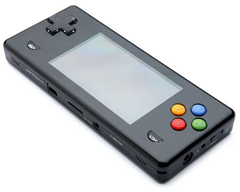 handheld console emulator a380 pocket retro emulator gadgetsin