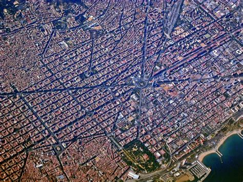 barcelona aerial view 172 best barcelona from the air images on pinterest