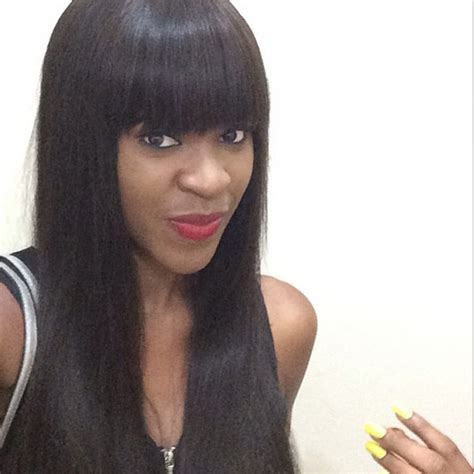 how to make nigeria fring hairstyle blogs vila miss nigeria 2013 shows off amazing fringe