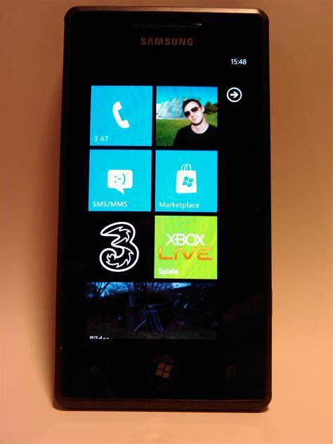Samsung Omnia 7 samsung omnia 7 review engadget